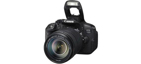 A Canon apresenta duas novas câmaras DSLR de entrada de gama – EOS 700D e EOS 100D. Complementadas com o lançamento de uma nova objetiva de zoom standard, EF-S 18-55mm f/3.5-5.6 IS STM, ambos os modelos oferecem uma resolução de 18 megapixels e operação simples no ecrã tátil...