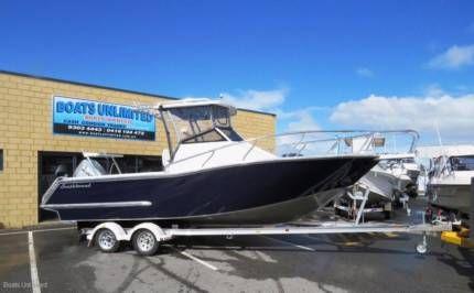 SOUTHBOUND NEW ISLAND PRO 650 WALKAROUND PLATE ALLOY   Motorboats & Powerboats   Gumtree Australia Wanneroo Area - Wangara   1125933793