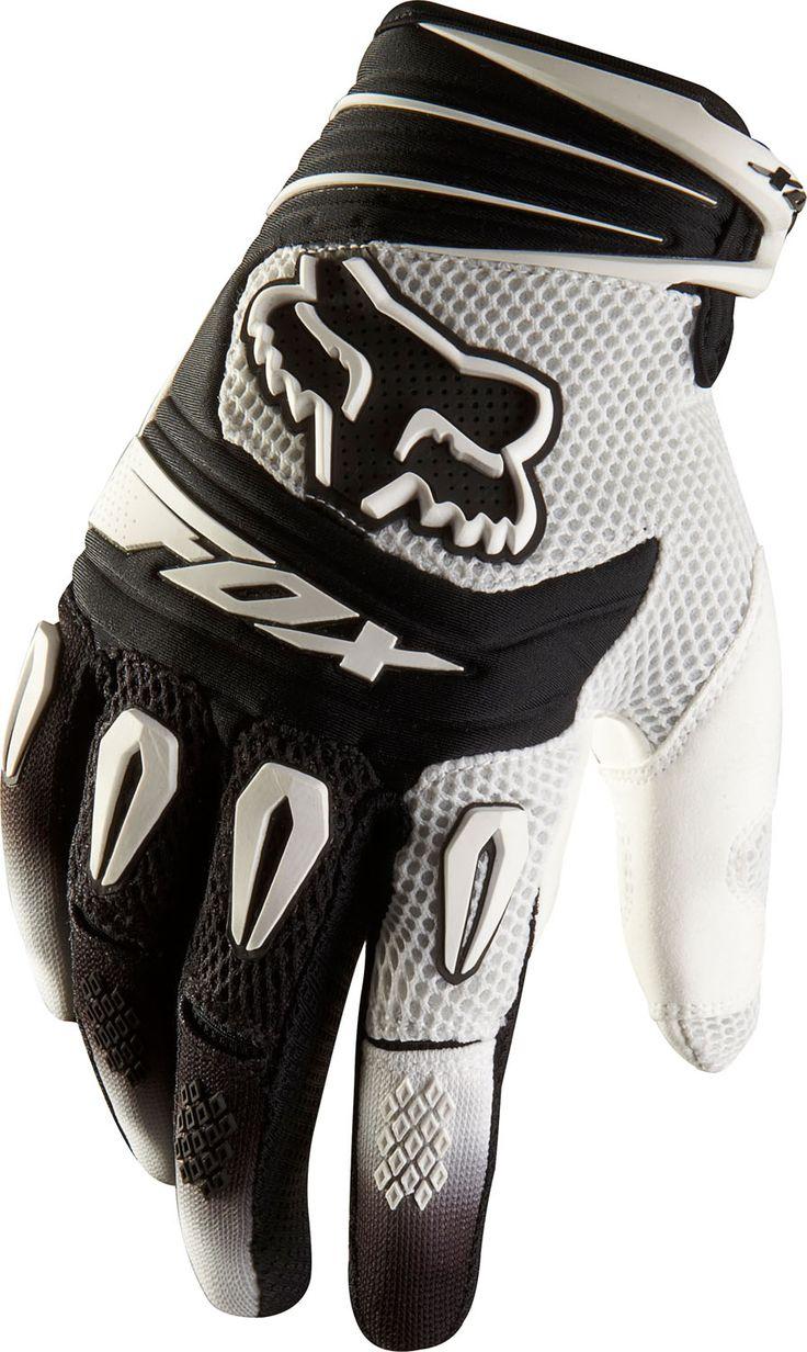 Fox Handschuhe Pawtector White 2014