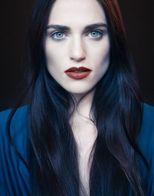 Katie McGrath // JFC SHE WAS BROUGHT TO THIS EARTH BY ANGELS OF PURE LIGHT