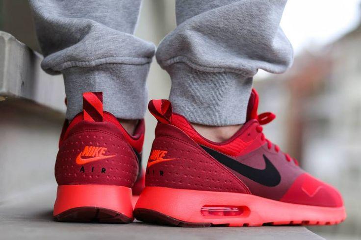 Nike Air Max Tavas Rojas