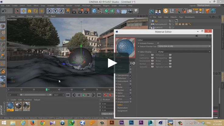 http://mographplus.com/ facebook.com/MotionGraphicPlus twitter.com/MographPlus  in this tutorial I show you how to import your real flow simulation (a real wave…