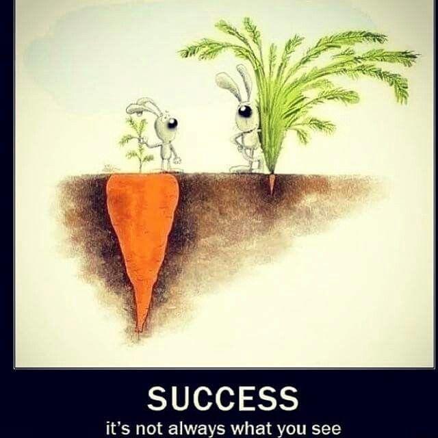 #successo #sacrifici #apparenze