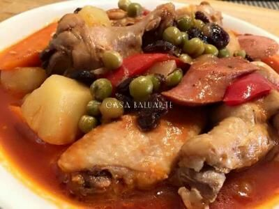 83 best chicken recipe images on pinterest empanada chicken afritada forumfinder Gallery