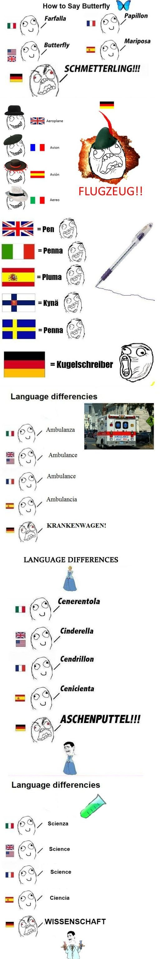 This is why I love Deutsch:: and no, we don't always see things in the same way.