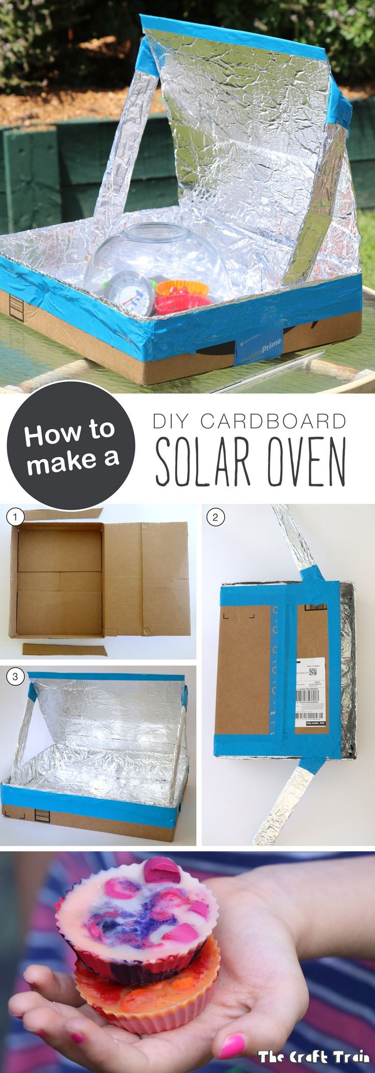 Best 25 cardboard box houses ideas on pinterest for Solar energy projects for kids