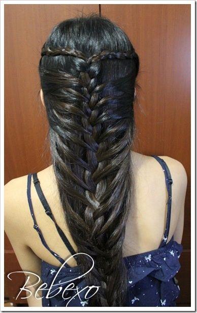 mermaid braid http://bit.ly/IasfjS