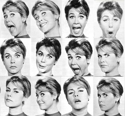 Elizabeth Montgomery. Her Bewitched Character is my namesake, my grandmother was so in love with her and the show she gave me 'Samantha' as my second name. :)