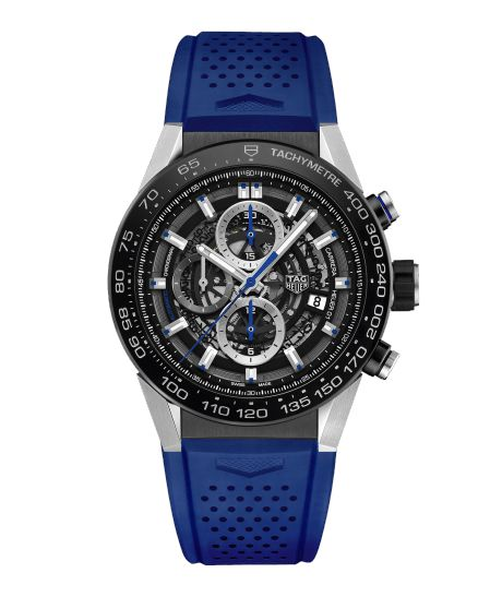 TAG Heuer Carrera Calibre Heuer 01 Automatic Chronograph 45 mm CAR2A1T.FT6052 TAG Heuer watch price