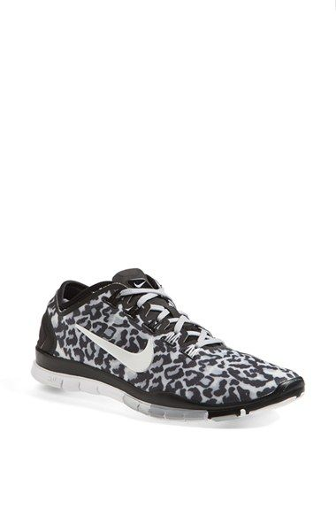 Leopard / Animal Print Nike Tennis Shoes .... Also in pink. Enough said! http://rstyle.me/n/mfqh6mnje