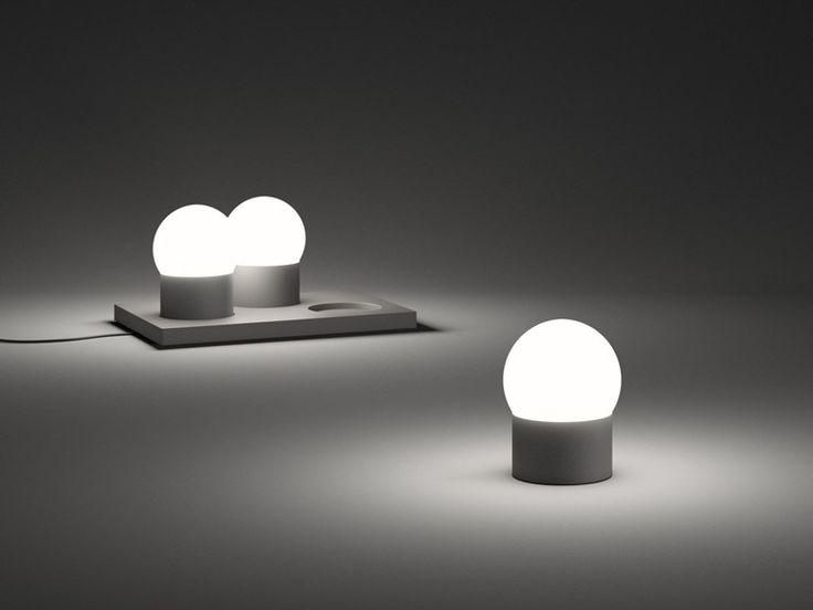 JUNE Lámpara de mesa by Vibia diseño Emiliana design studio