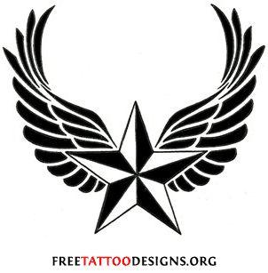 punk star tattoos on wrist with initials   Star Tattoos   Shooting Stars and Nautical Star Tattoo Designs