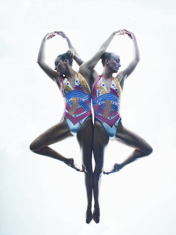 Why can't men be Olympic synchronised swimmers?