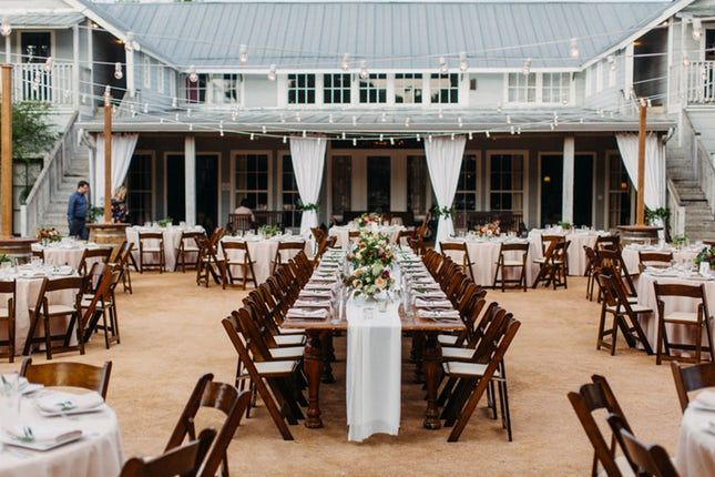 bed and breakfast wedding venues