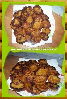 RECETTES IVOIRIENNES. CUISINE D'AFRIQUE ET DE CÔTE-D'IVOIRE. PAR MARIE-REINE.: Bananes plantin