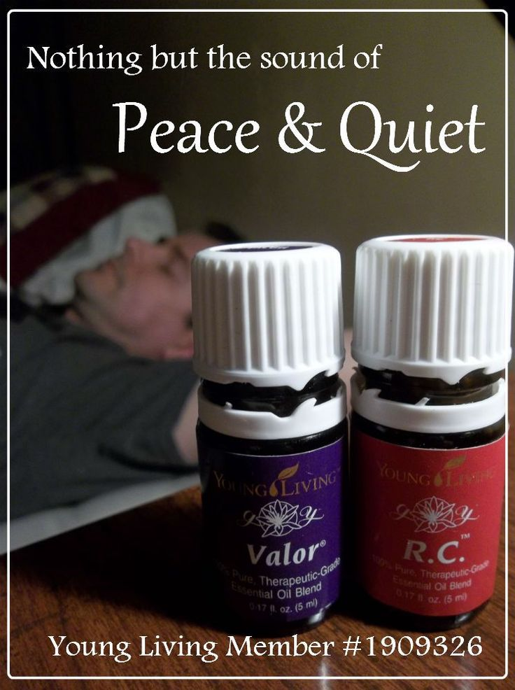 The first night we tried these oils for my husband's snoring, I was amazed at the results!   Young Living Independent Distributor #1909326 www.yourhealthyhomebody.com