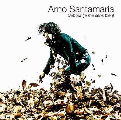 """""""Debout (je me sens bien)"""", l'EP 4 titres d'Arno Santamaria : http://www.menagere-trentenaire.fr/2014/12/08/arno-santamaria-ep-4-titres"""