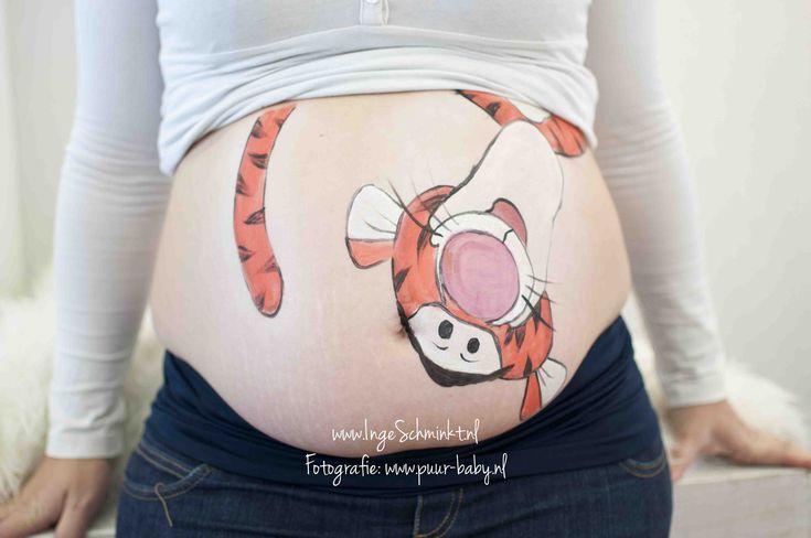 IngeSchminkt op de Negenmaandenbeurs 2013. Ik heb 13 bellypaints gemaakt!  Bekijk hier de foto's gemaakt door www.Puur-Baby.nl