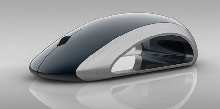 The Zero Computer Mouse is just elegant