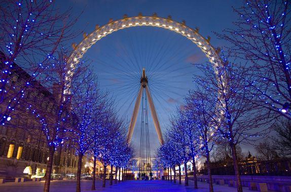London attraction vouchers London Eye discount code