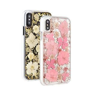 iPhone X Case-Mate Karat Petals Case