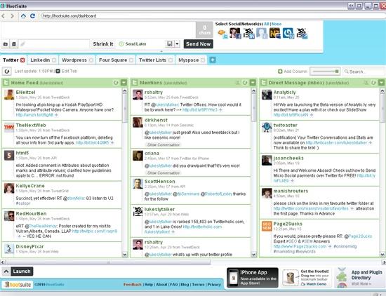 Twitter verktøy