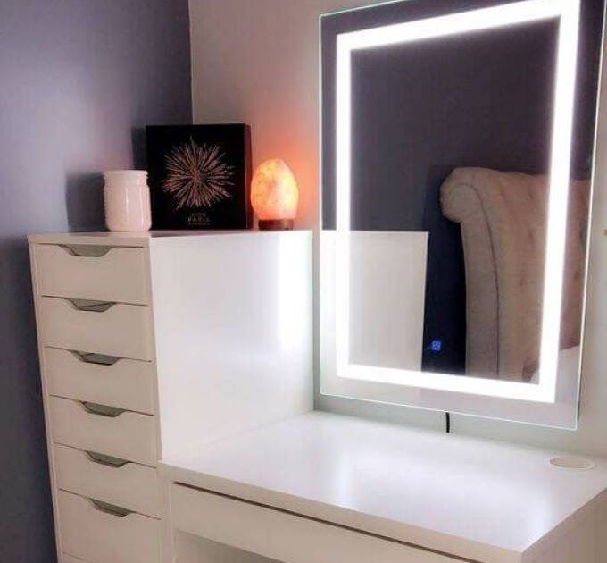 20 Vanity Mirror With Lights Ideas Diy Or Buy For Amour Vanity Lights Led Bulbs Hollywood Style Diy Vanit Diy Makeup Mirror Diy Vanity Mirror Led Lighting Diy