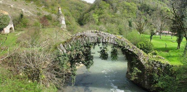Le pont Besleti ou pont de la reine Tamar - http://www.2tout2rien.fr/le-pont-besleti-ou-pont-de-la-reine-tamar/