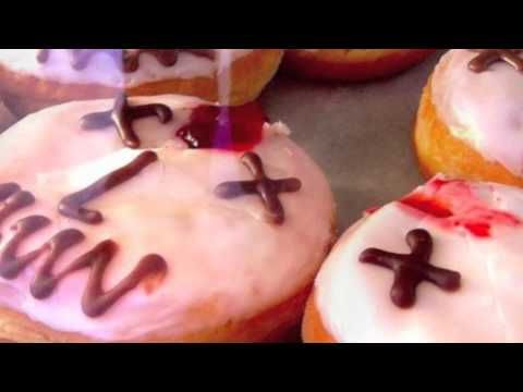 A Small Dose of Psycho Donuts