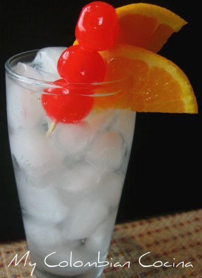 Cocktail Pedro Collins