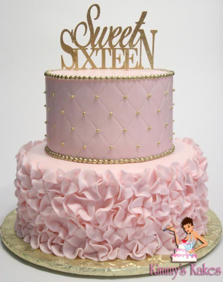 50 Sweet 16! ideas | sweet 16 cakes, sweet 16, 16 cake