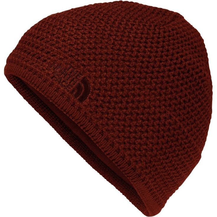The North Face - Wicked Beanie - Brandy Brown/Brunette Brown