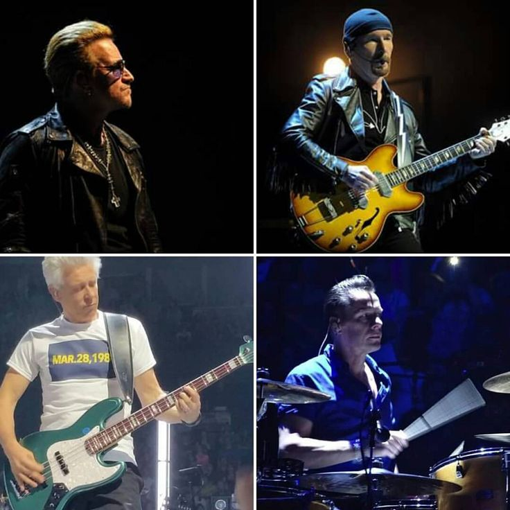 06.06.2015 Innocence + Experience Tour: Pepsi Center - Denver, Colorado, USA. #U2 #Bono #TheEdge #AdamClayton #LarryMullenJr #U2ieTour