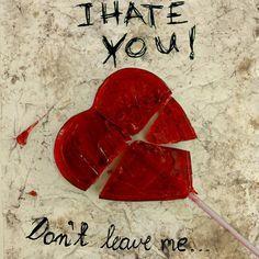 Splitting - Unstable Relationships in Borderline Personality Disorder
