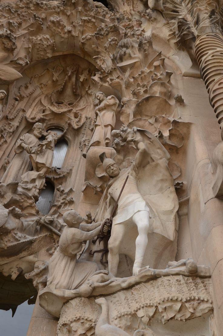 #SagradaFamilia #Barcelona #Spain #Hiszpania