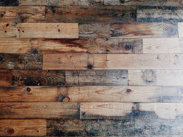 Wood Floor by will vastine, via Flickr