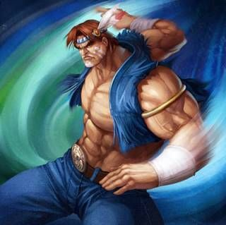 #transformer Falcon is a Warrior in the Street Fighter series, a tall Mexican native