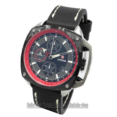 Jam Tangan Expedition E-6646 Silver Black Red Rp 1,080,000 | BB : 21F3BA2F | SMS :083878312537