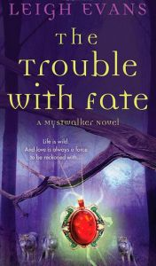 Check out the Fatman's review of Canadian author Leigh Evans' The Trouble with Fate at http://lazyday.ca/trouble-fate-leigh-evans-canadian-fatman/