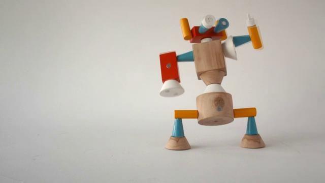 robole (prodiż © 2010) by prodiż. robole - the shapeshifting toy robots