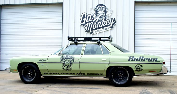 Win a Gas Monkey Garage Rally Car! | Gas Monkey Garage