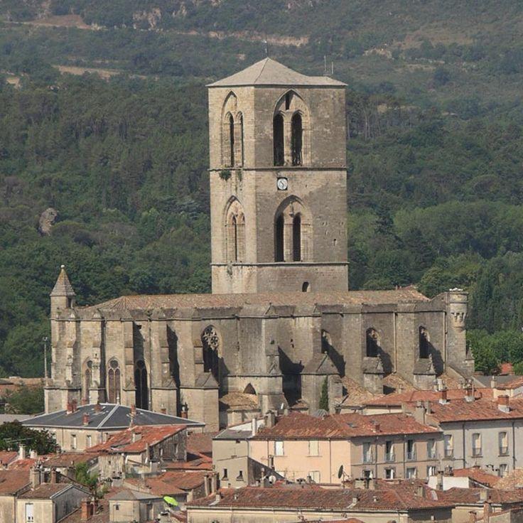 Cathédrale Saint-Fulcran de Lodève 34