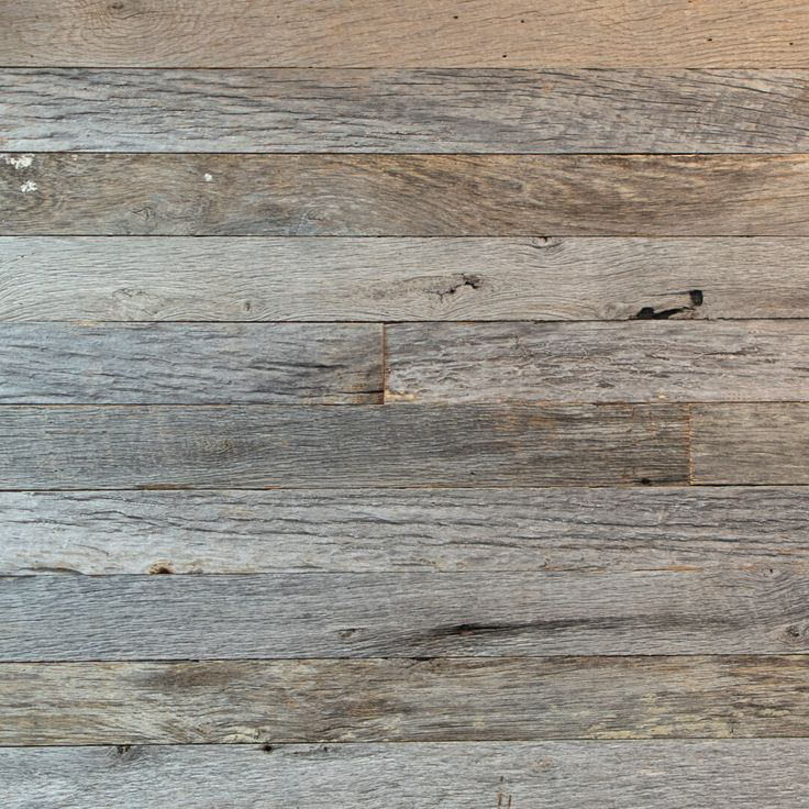 Reclaimed Weathered Gray Barn Wood Planks | 20 Sq Ft ...
