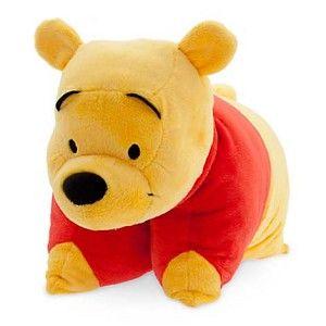 Disney Pillow Pet - Winnie the Pooh Reverse Pillow Plush