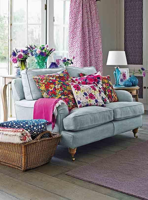 At home with pretty things-Ashley Thomas interior decor
