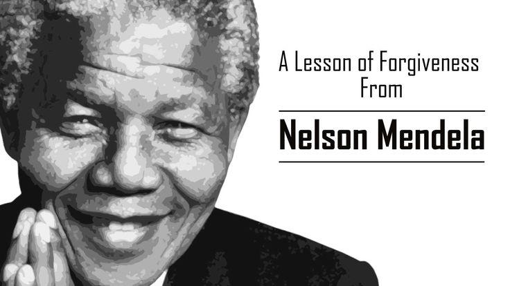 Nelson Mandela Forgiveness Story -Inspirational Video on Forgiveness