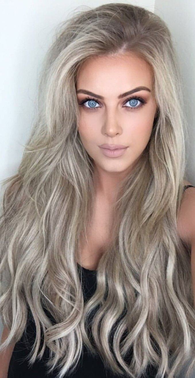 Pin By Nkt23 On Chloe Boucher Hair Cool Hair Color