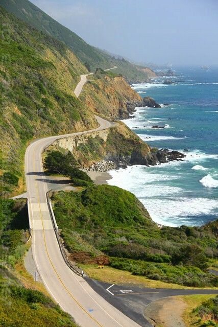 California Pacific Coast Road