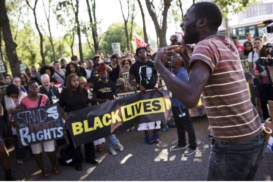 Deaths ignite grassroots Black Lives Matter Toronto movement