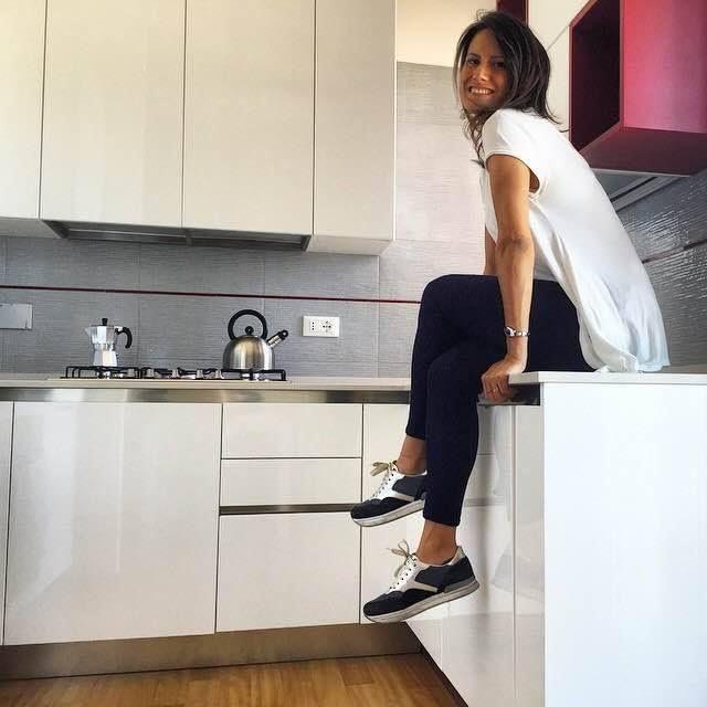 Anche le food blogger scelgono Arredo3! Ringraziamo Laura di Basilico e Capperi che per le sue creazioni ha scelto una nostra cucina ;) https://www.facebook.com/Arredo3/?fref=ts